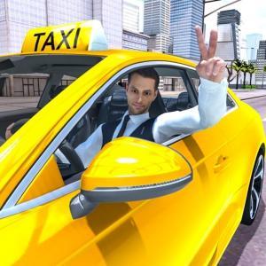 Crazy Taxi Drvier: Taxi Game