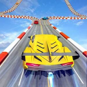 Go Ramp Car Stunts 3D