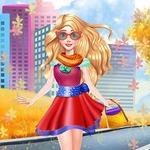 Fall Princess Outfit