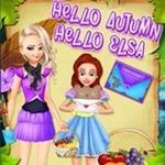 Hello Autumn Hello Elsa
