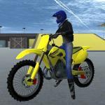 MSK Trial Dirt Bike Stunt