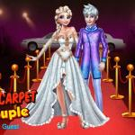 Red Carpet Couple